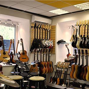 Музыкальные магазины Орехово-Зуево