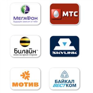 Операторы сотовой связи Орехово-Зуево