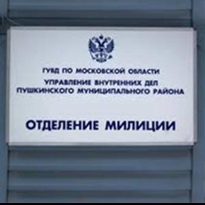 Отделения полиции Орехово-Зуево