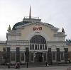 Железнодорожные вокзалы в Орехово-Зуево