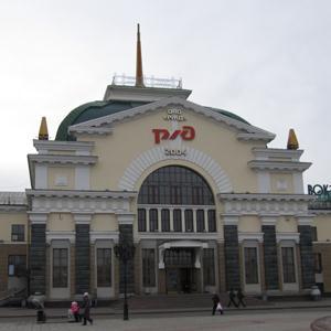 Железнодорожные вокзалы Орехово-Зуево